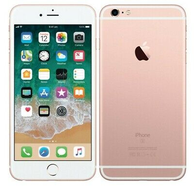 Apple iPhone 6s | 64GB | Rose Gold | LTE CDMA/GSM | Unlocked