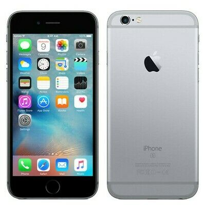 Apple iPhone 6s, 16GB, Space Gray, Fully Unlocked, Great