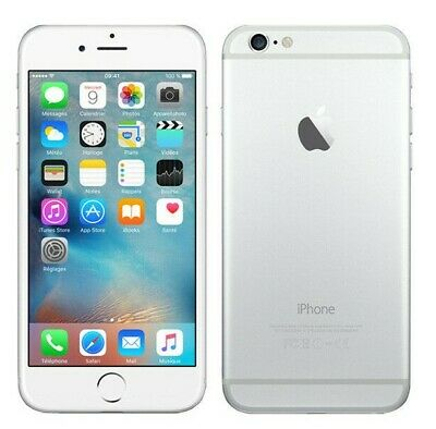 Apple iPhone 6 Plus 16GB Silver Fully Unlocked