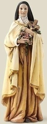 """St. Therese of Lisieux 6.25""""H Collectible Statue"""