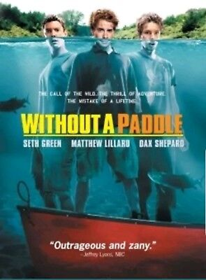 Without a Paddle (Full Screen Edition) DVD Seth Green Dax Shepard