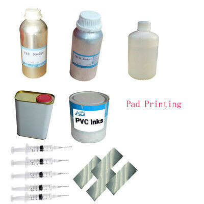 Best Sale DIY Plate Making:Plates&Liquid for Pad Printing Logo Maker Industry