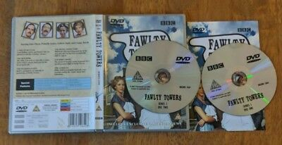 Fawlty Towers Series One - Season 1 - PAL Region 2 DVD 2 Disc Set BBC - $3 S/H!