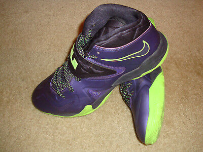07c5b7e42c0d36 NIKE® ZOOM SOLDIER VII Basketball Shoes (599264-500) Size 11 ...