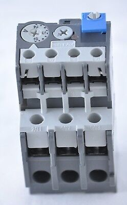 ABB TA25 DU-14 1.0 to 1.4 AMP Thermal OVERLOAD RELAY 1SAZ211201R1045 Germany