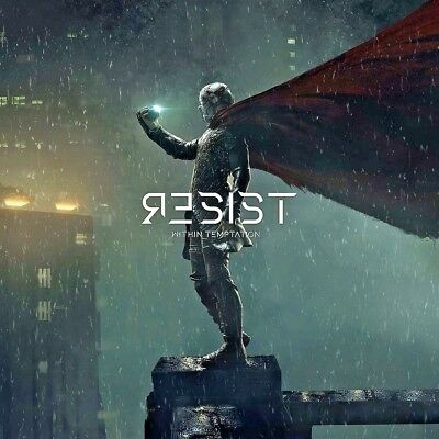 Resist by Within Temptation Audio CD Discs  TOP SELLER NEW B07H5VXGBN
