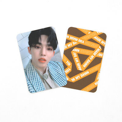 [SEVENTEEN]You Made My Dawn Official Photocard/Eternal Sunshine Ver./B-S.COUPS