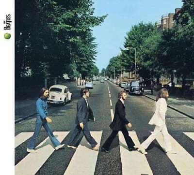 The Beatles - Abbey Road - Newly Re-Mastered Audio Delux Package  CD NEU OVP