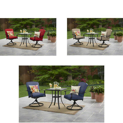 Remarkable 3 Piece Bistro Belden Park Set 2 Chairs 1 Glass Table Pdpeps Interior Chair Design Pdpepsorg