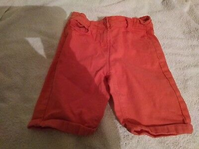girls shorts from matalan age 10-11 years used in good condition