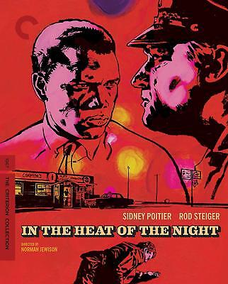 In the Heat of the Night by Sidney Poitier Blu-ray discs 1 TOP SELLER