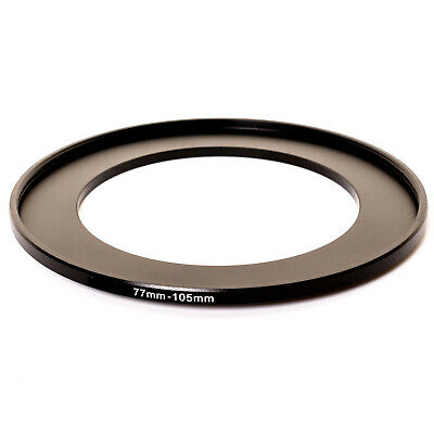 Stepping Ring Step Up Rings 77mm to 105mm Kood PRO QUALITY Lens Filter Adapter