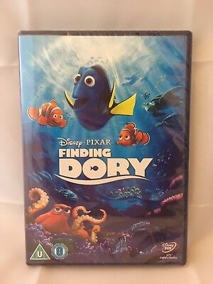 Finding Dory DVD.Sealed with free delivery.