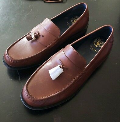 1f77c8d90b3 NEW! COLE HAAN Grand.OS PINCH MAINE CLASSIC-Mens Brown Leather ...