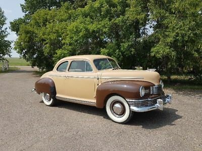 Other Makes 1947 Nash 600 Brougham Deluxe Coupe