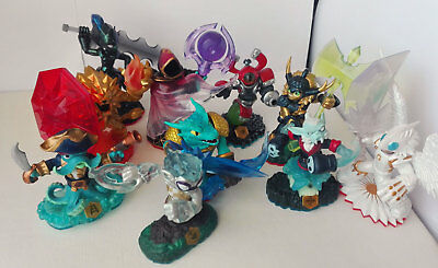 Skylanders Giants Trap Team Spyro Adventure Swap Force Imaginators Superchargers