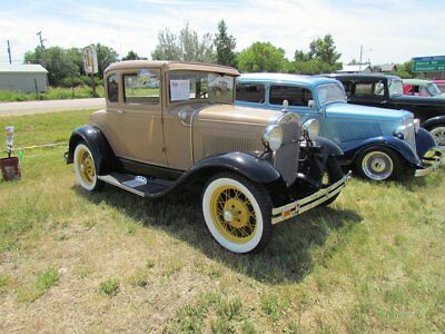 Ford: Model A Coupe 1930 Ford Model A Coupe