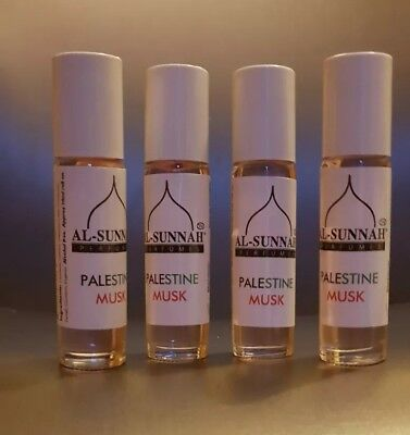Al Sunnah 10 Ml Traditional Perfume Palestine Musk Oil Attar Buy 1 Get 1 20% Off