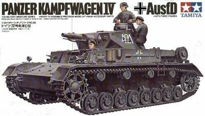 Tamiya 35096 Panzer Kampfwagen IV 1:35 Military Model kit