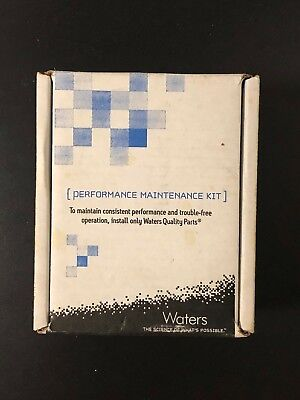 SEALED Waters ACQUITY H-Class QSM 2/i2v Performance Maintenance PM Kit 201000233
