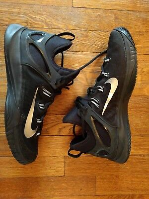 b7f0636c90c73 Nike Zoom HyperRev 2015 Black Metallic Silver Men s Basketball Shoes  705370-001
