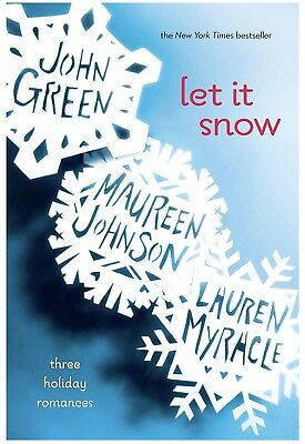 Let It Snow: Three Holiday Romances by John Green (English) Paperback Book Free