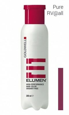 Goldwell Elumen Haarfarbe ohne Ammoniak Pure RV@all redviolett 200 ml