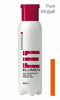 Goldwell Elumen Haarfarbe ohne Ammoniak Pure KK@all copper 200 ml