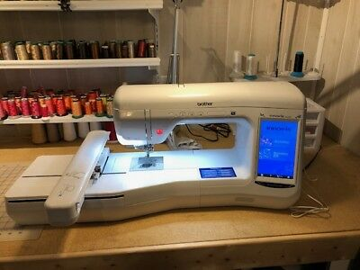 4 Hoops for Brother Embroidery Machine DreamMaker XE VE2200 Quatro 3 Trilogy