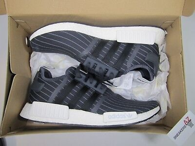 585c7dac6 Adidas NMD R1 Bedwin   The Heartbreakers Black DS New Size 12 BB3123 Boost