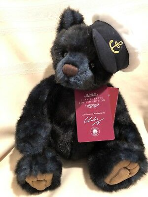 "CHARLIE BEARS - ""TOT"" Limited Edtion ""Hatty Bears"" - NWT"