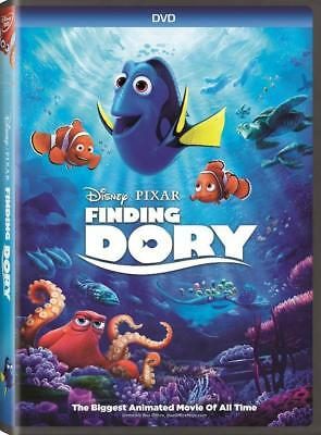 Finding Dory DVD New & Sealed comes with Slipcover Free Shipping Included!