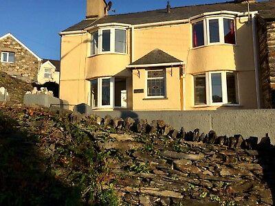 Holiday Cottage Snowdonia North Wales Easter school holidays  7 nights sleeps 6