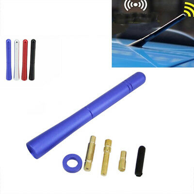 New AM/FM Welcomed Universal Car Antenna Aluminum Marine Antenna Auto Roof