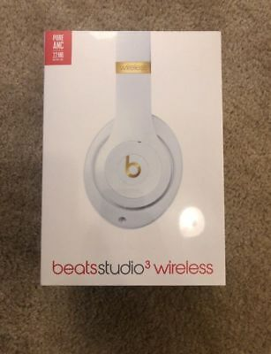 New/Sealed Beats by Dr. Dre Studio3 Bluetooth Wireless Headphones - (3 Colors)