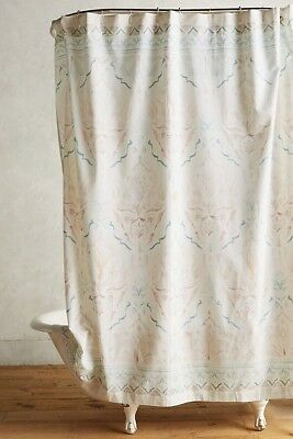 Anthropologie Emmelot Shower Curtain SOLD OUT On ORIG 88
