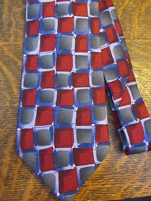 Jerry Garcia Mens 100 Silk Necktie Facets Collectors Edition