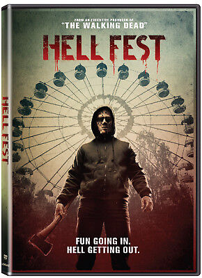 Hell Fest (DVD) REGION 1 DVD (USA) IN STOCK READY TO POST