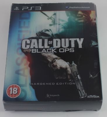 Call of Duty Black Ops Hardened Edition (PS3)