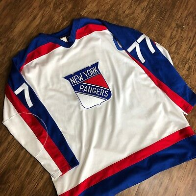 competitive price 0ee4d 2ed7b NEW YORK RANGERS Phil Esposito NHL Hockey Jersey Vintage Stanley Cup Size 60