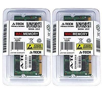 4GB Memory Kit (2x2GB) for Apple Macbook and Macbook Pro PC2-5300 667MHz Ram