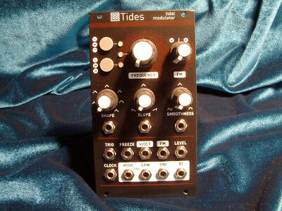 Mutable Instruments Tides Black Eurorack Module Synth Modular Synthesizer