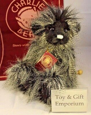 SPECIAL OFFER! Charlie Bears STUIE (Brand New Stock!)