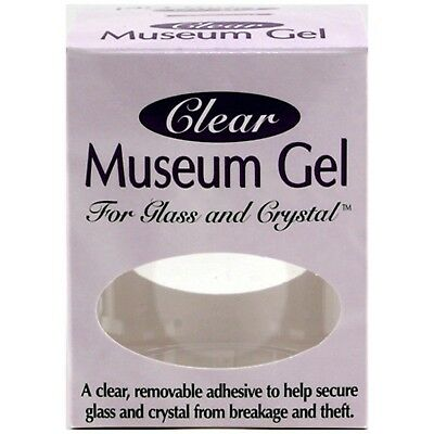 Clear Removable Adhesive Glue Sealant Gel for Breakage Glass Crystal Wood Object