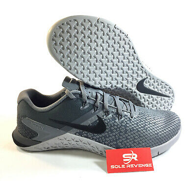 sports shoes f7f1b b954a New Nike Metcon 4 XD Cool Grey Black White Mens Cross Training Shoes r1