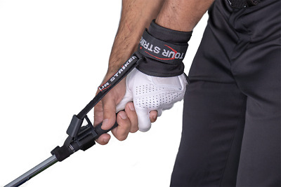 Tour Striker Impact Strap Golf Training Aid NEW - Free Shipping Australia