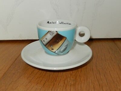 AMiCI Collection ILLY COLLECTION   NORMA  J  2002   ESPRSSO TASSE   TOP 1209