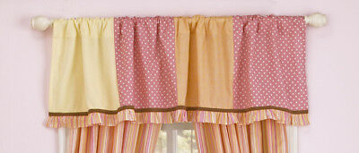Cocalo Baby Tropical Punch CURTAIN/WINDOW VALANCE