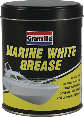 Granville Marine White Grease Boat Bearings Anti Corrosion Water Repellent 500g