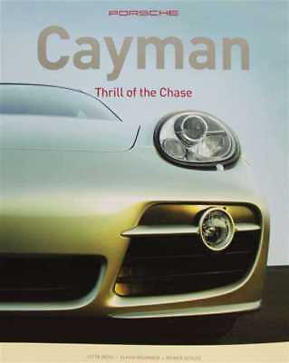 Porsche Cayman - Thrill Of The Chase